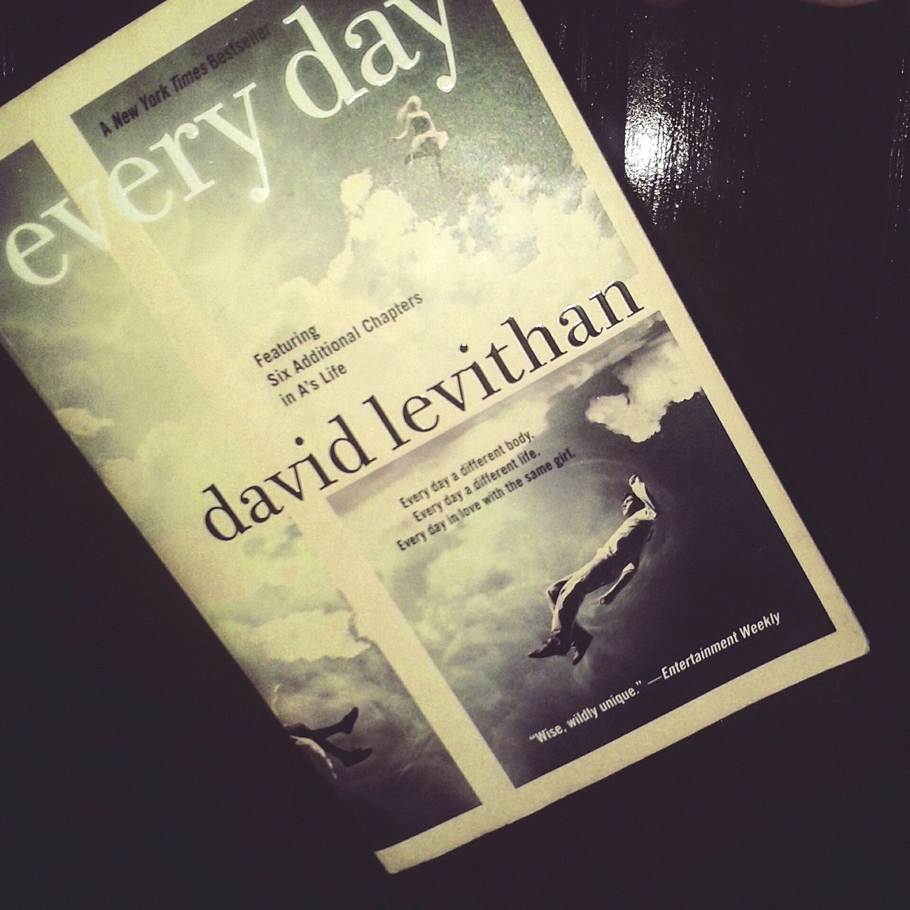 Every Day by david levithan 😘❤💚💜💗👌 Check This Out Davidlevithan Every Day Lovethisbook