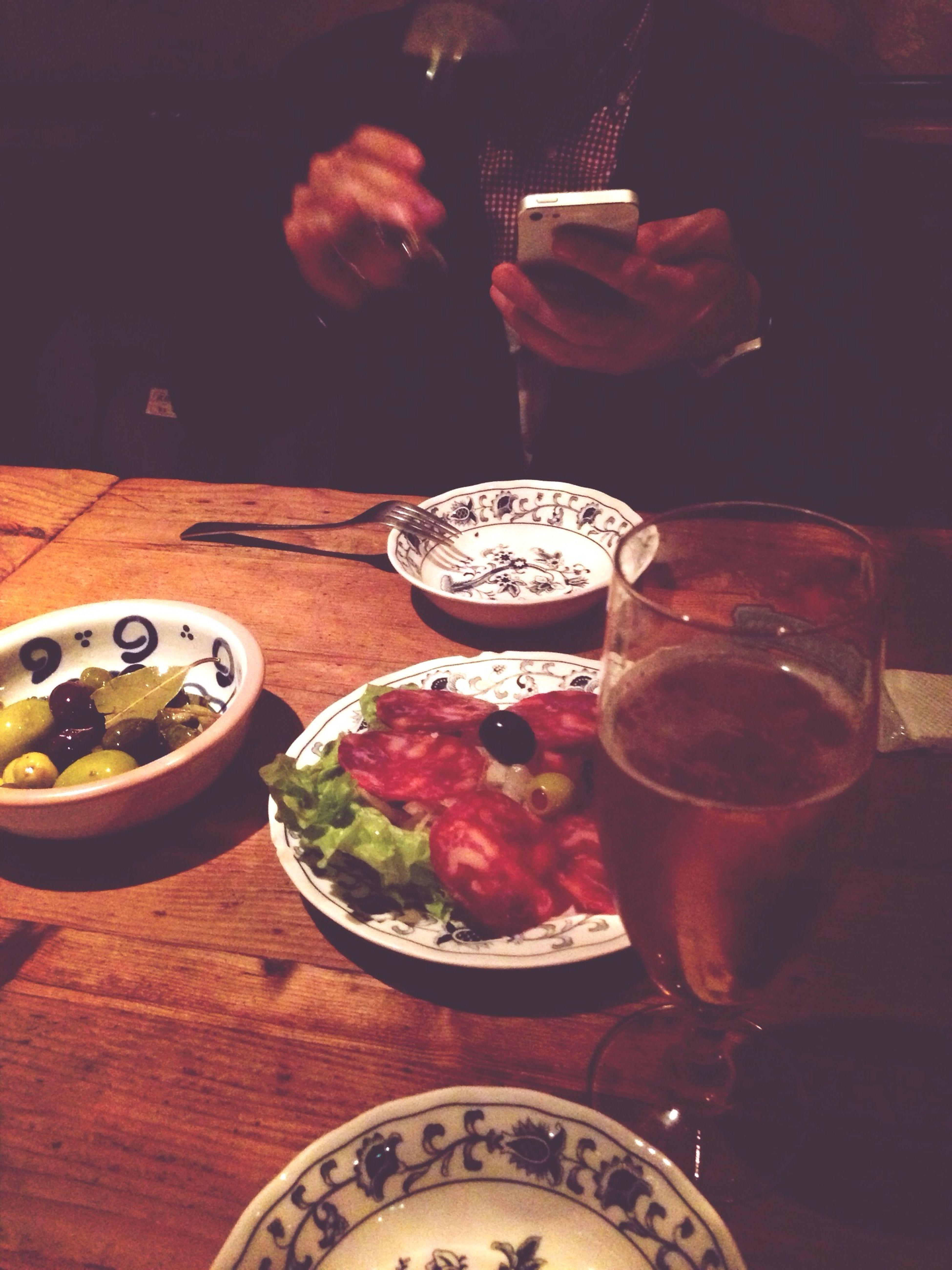 たっくんとミーティングわず♡ Spanish Food Bar Yurakucho