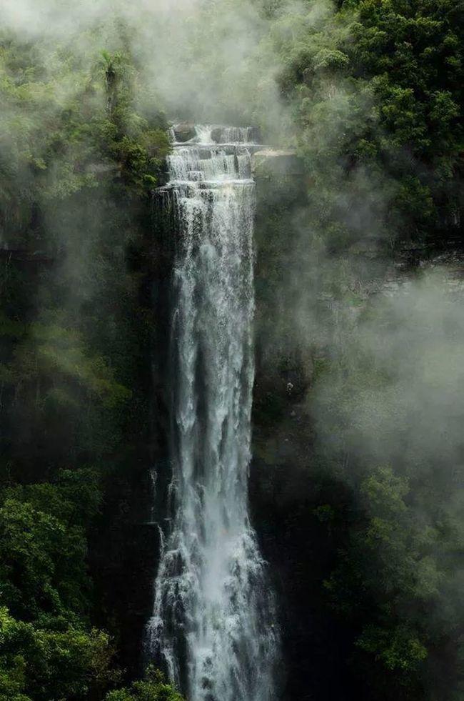 Natureza Campodozinco Cachoeira Do Zinco Landscape