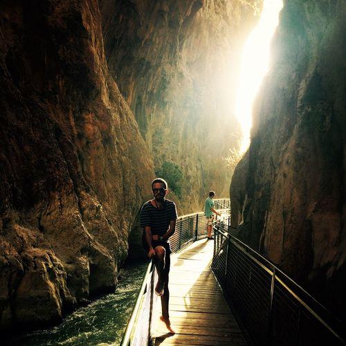 Saklikent Canyon Turkey