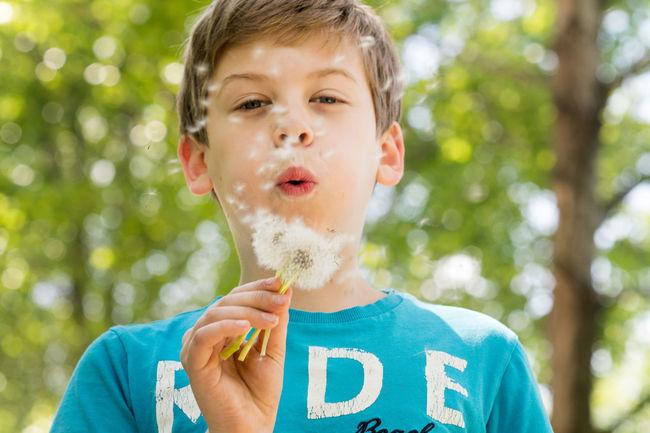 dandelion can fly Boys Cute Dandelion Headshot Lifestyles Outdoors Portrait The Portraitist - 2016 EyeEm Awards
