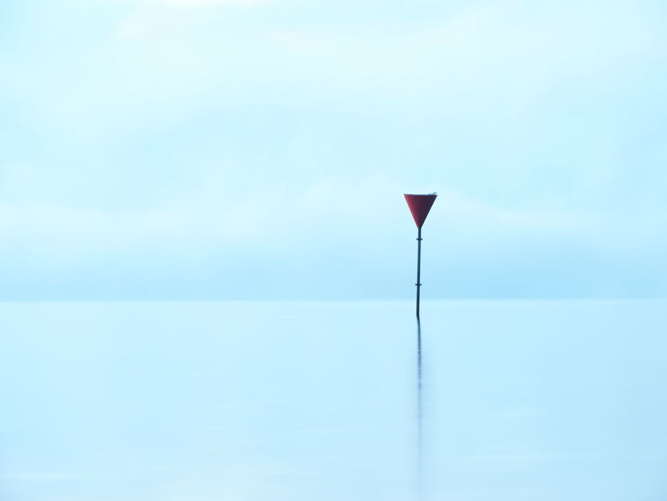 Bodensee Lake Constance Minimalism Outdoors No People Lines Rule Of Thirds Long Exposure Langzeitaufnahme Horizon Horizon Over Water Simple LINE Simplicity
