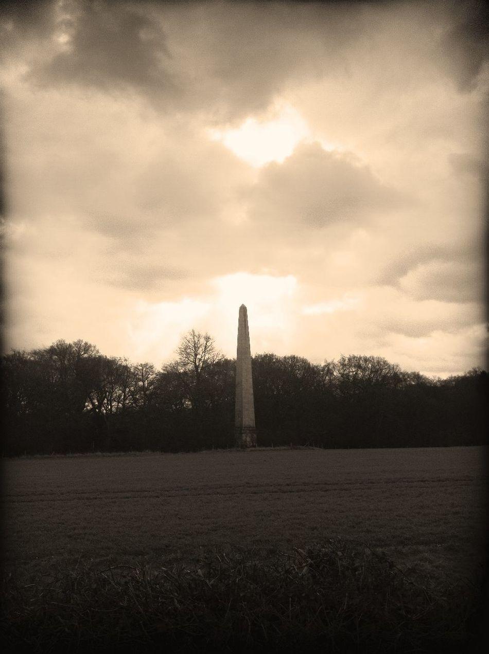at George Grey Memorial