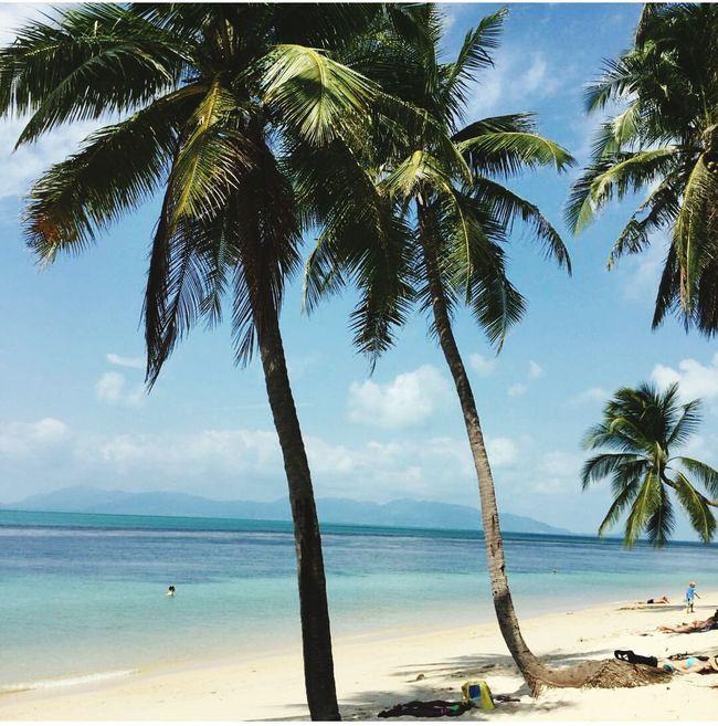 Thailandd Kosamui Palm Beach First Eyeem Photo