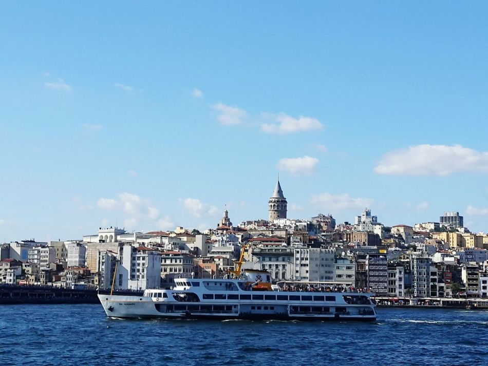 Sea.. Boat Ride Sea Sick Sun Besiktas Turkey World First Eyeem Photo Popular Photos Relaxing Aerial Shot