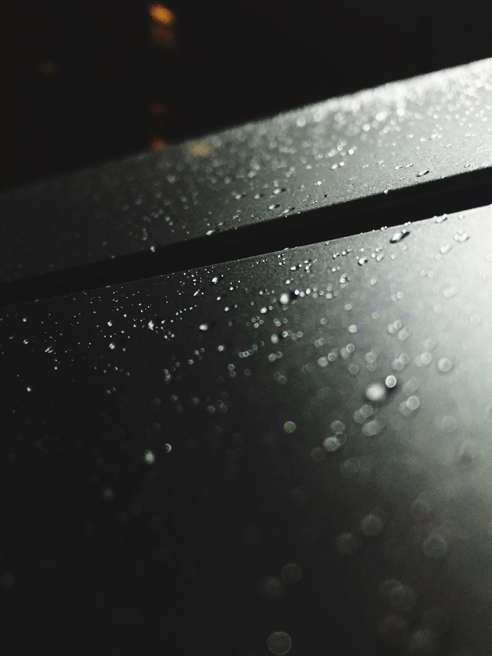 water, drop, indoors, window, wet, no people, close-up, raindrop, day, illuminated, nature, freshness