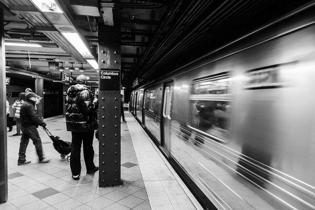 New York subway. Black And White Blackandwhite City City Life City Life Commuting Midtown New York New York City New York Subway New York ❤ New York, New York NYC NYC Photography People Watching Street Photographer Street Photography Subway Train Trains Travel Travel Photographer Travel Photography Tube Tube Station