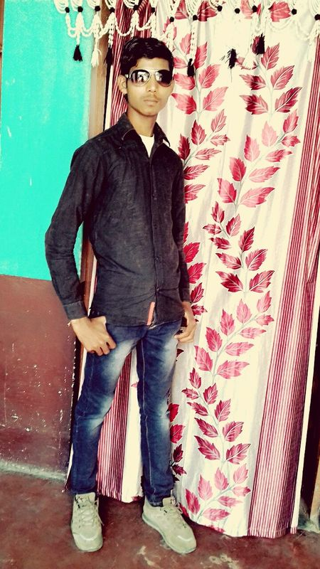 Shahrukh Full Length Standing One Person Adults Only Indoors  People Young Adult Adult Only Men One Man Only Day Shahrukh First Eyeem Photo