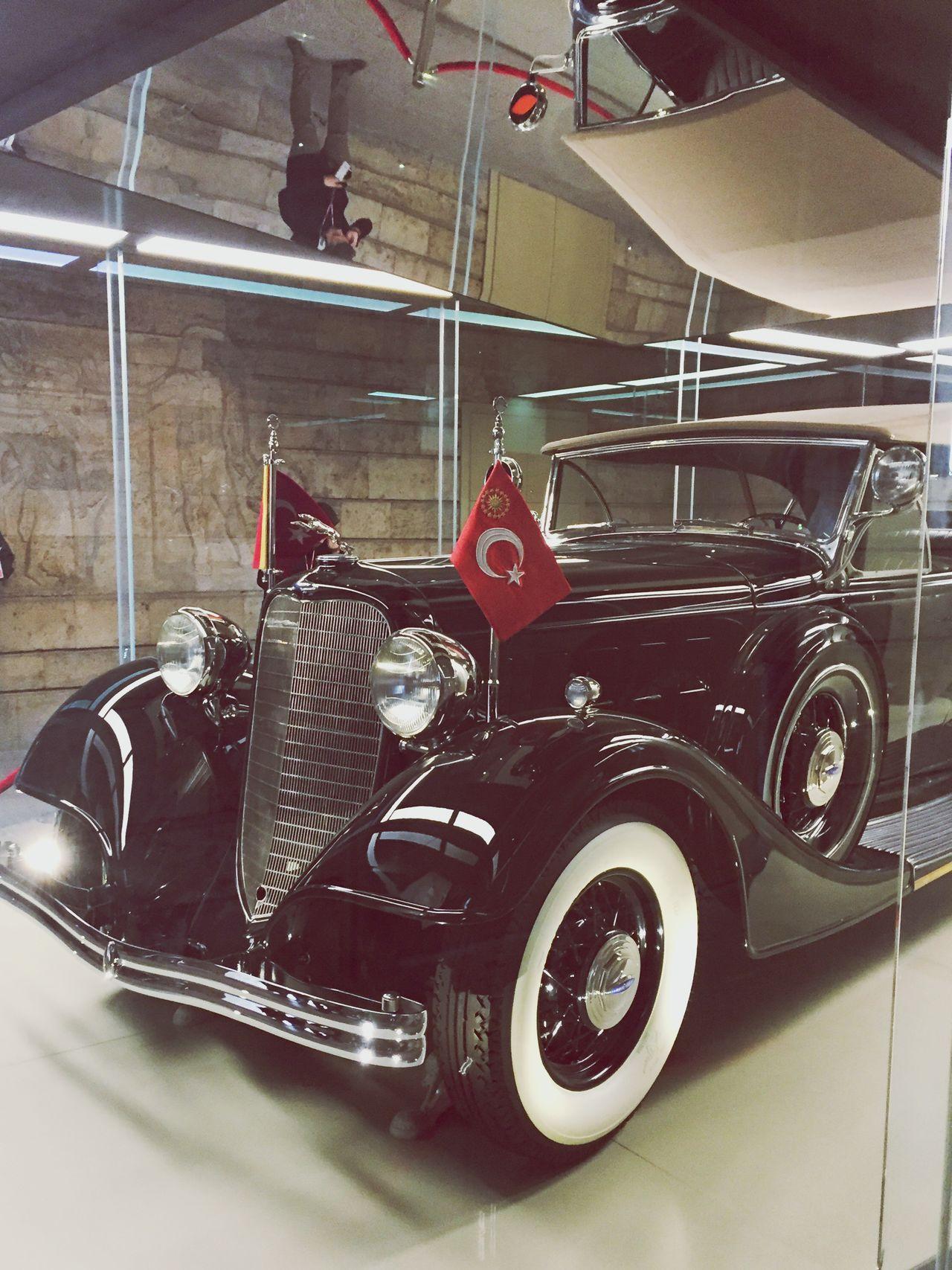 Atatürk Car Turkey Ankara Anıtkabir