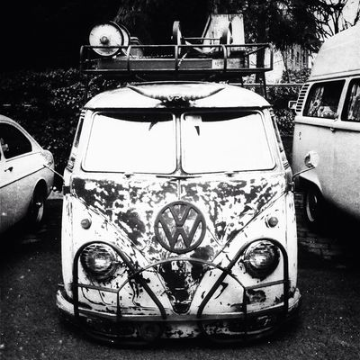 VW at T Centerke by Marty