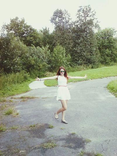 i love sunny holidays ;) JustMe Cute Dress Holidays Sunny Day❤