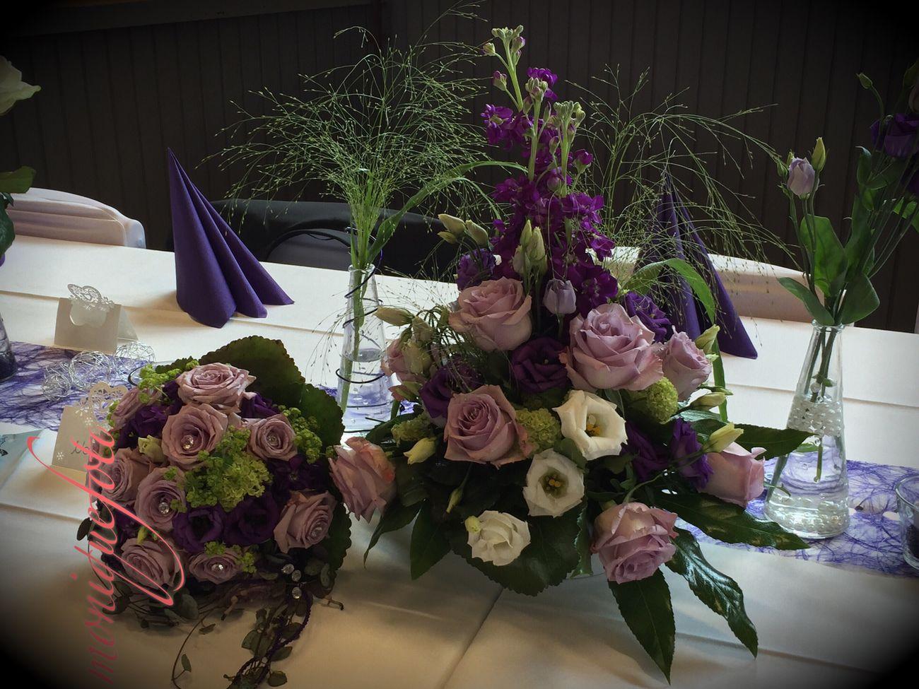 Brautstrauß und Tischdeko 💕💗 Monique52 Brautstrauss Blumenstrauß Tischdeko  Hochzeit Feiern