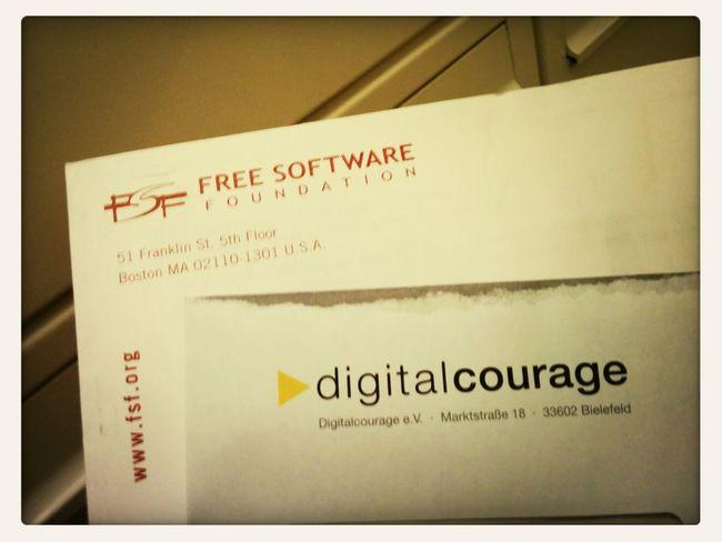 Mailbox Fsf Digitalcourage