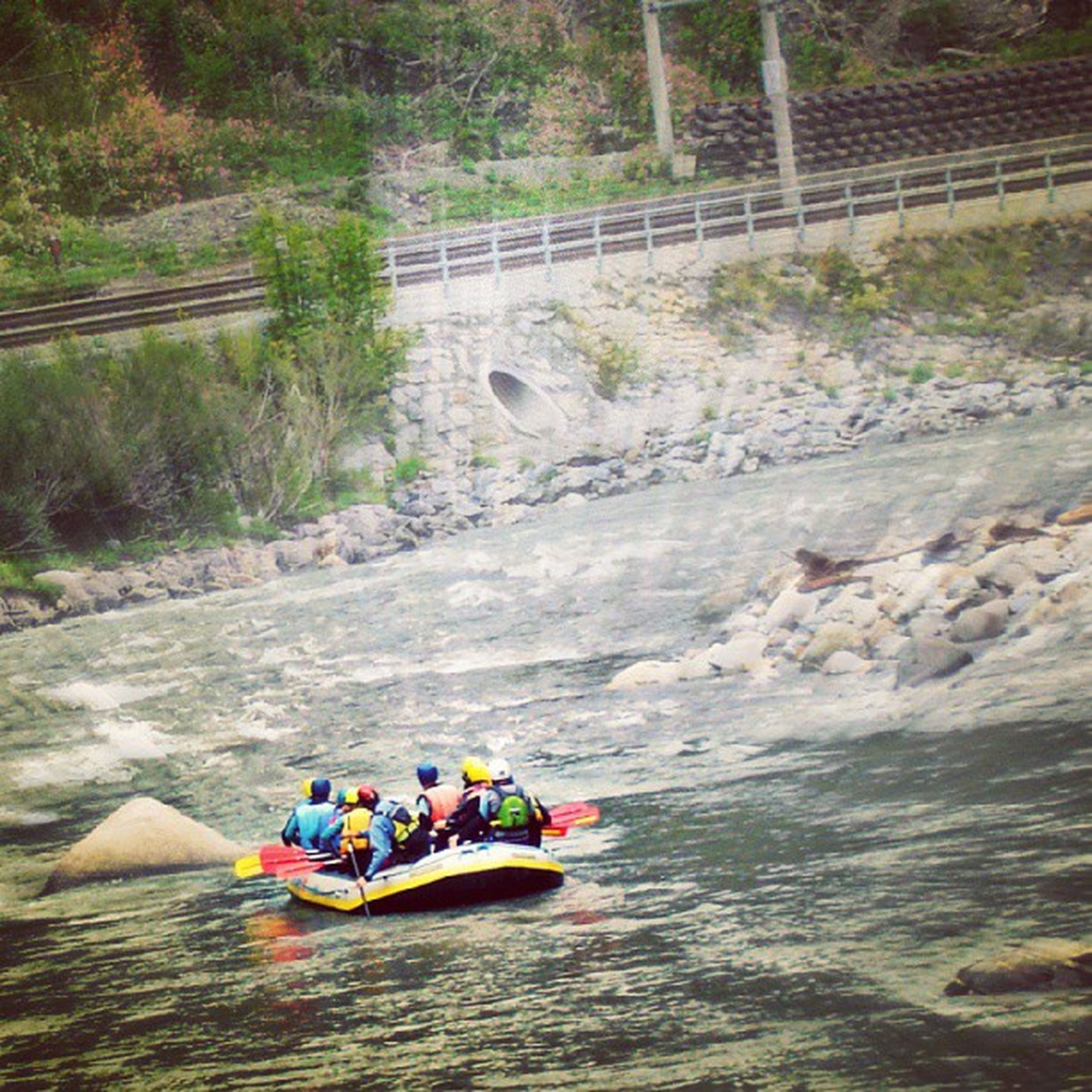 Wildwasserrafting Österreich Taxenbach Rafting sommerurlaub fun wasser