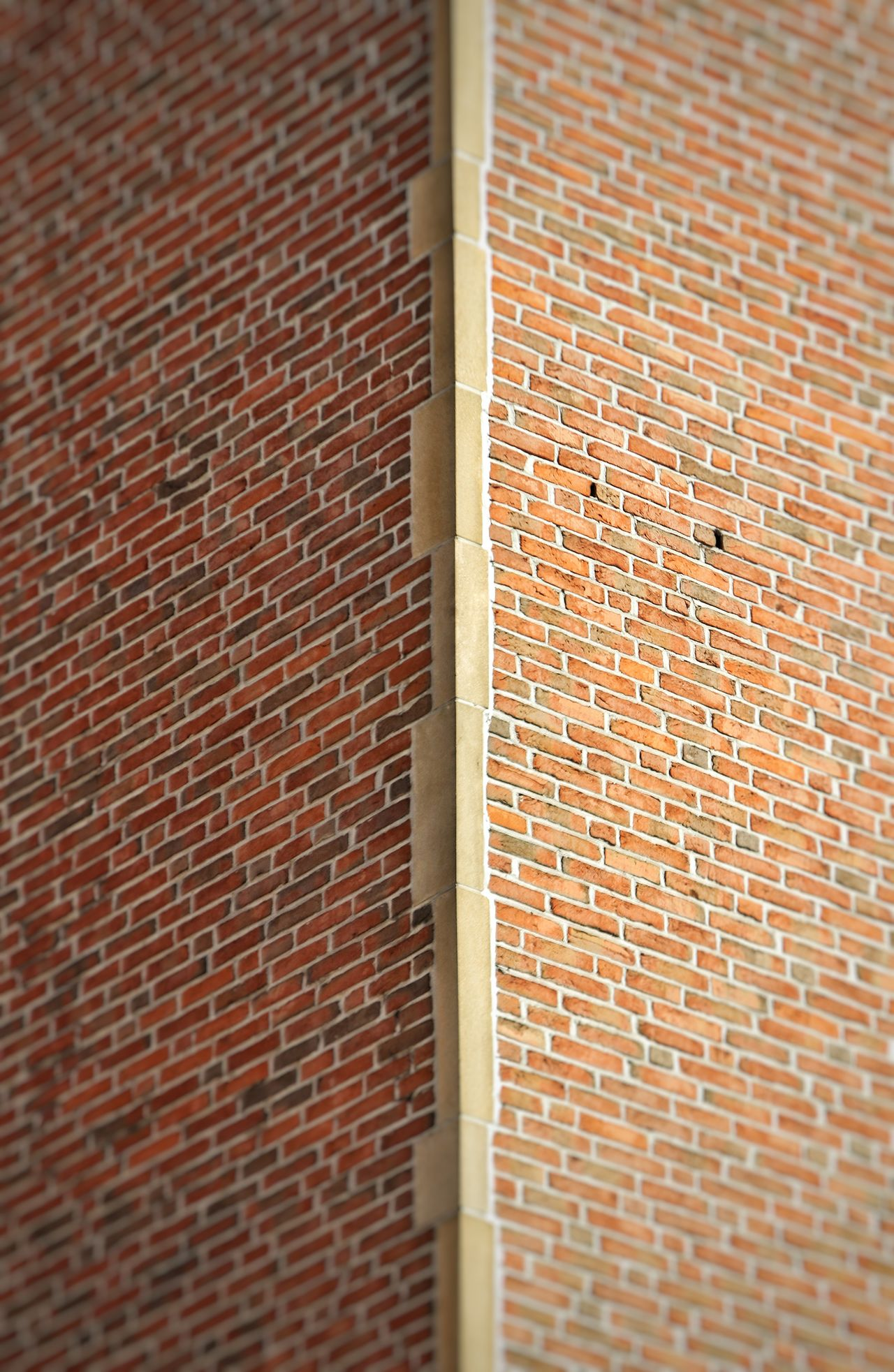 Brick Wall Bricks Brick Building Wall Repetition Symmetry Symmetrical Pattern Pattern, Texture, Shape And Form Patterns & Textures Pattern Texture Shape Design