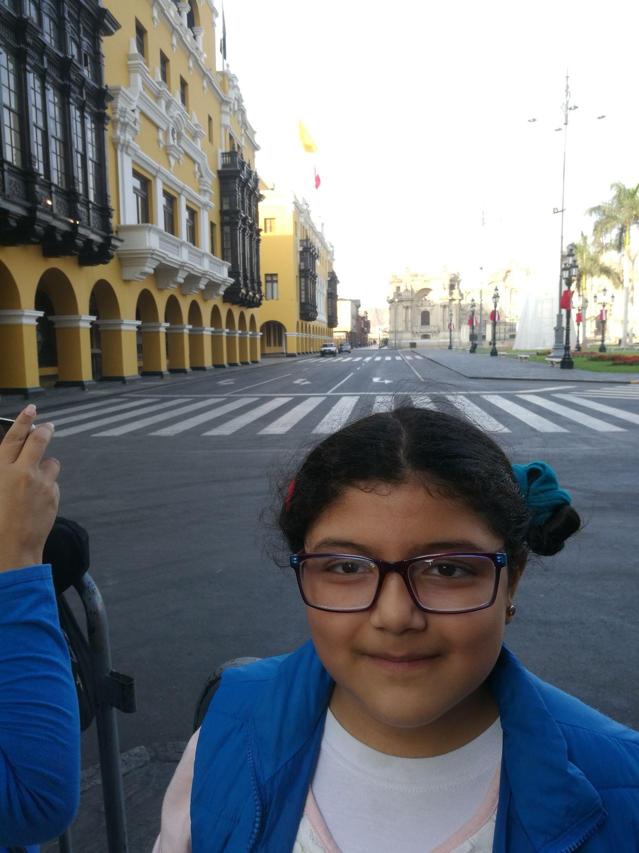 Municipalidad De Lima En Plaza De Armas De L