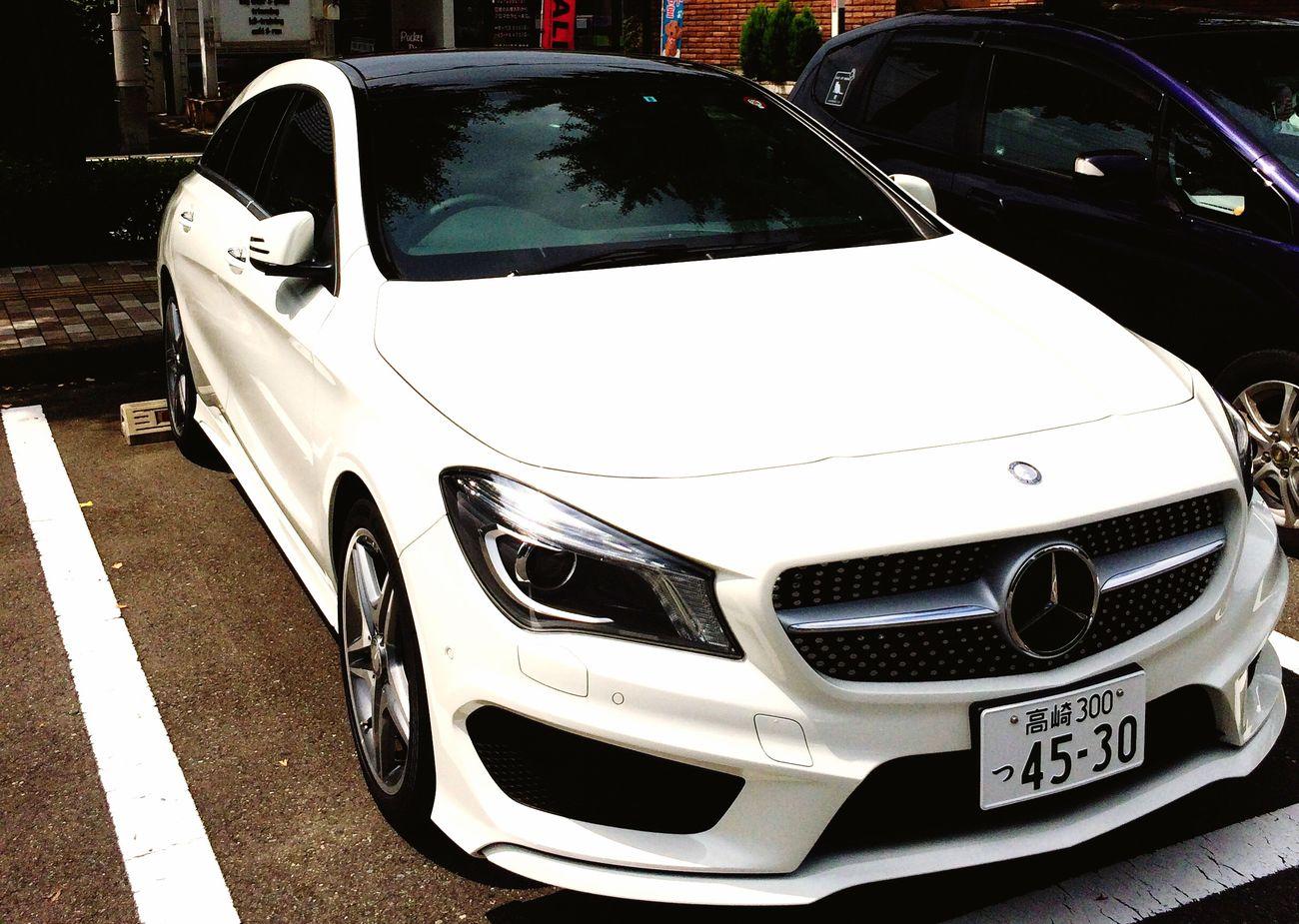 New Car New Mercedes Cla