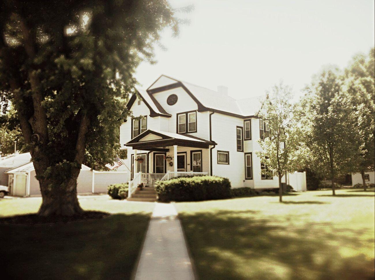 Childhood Home Fullerton, NE