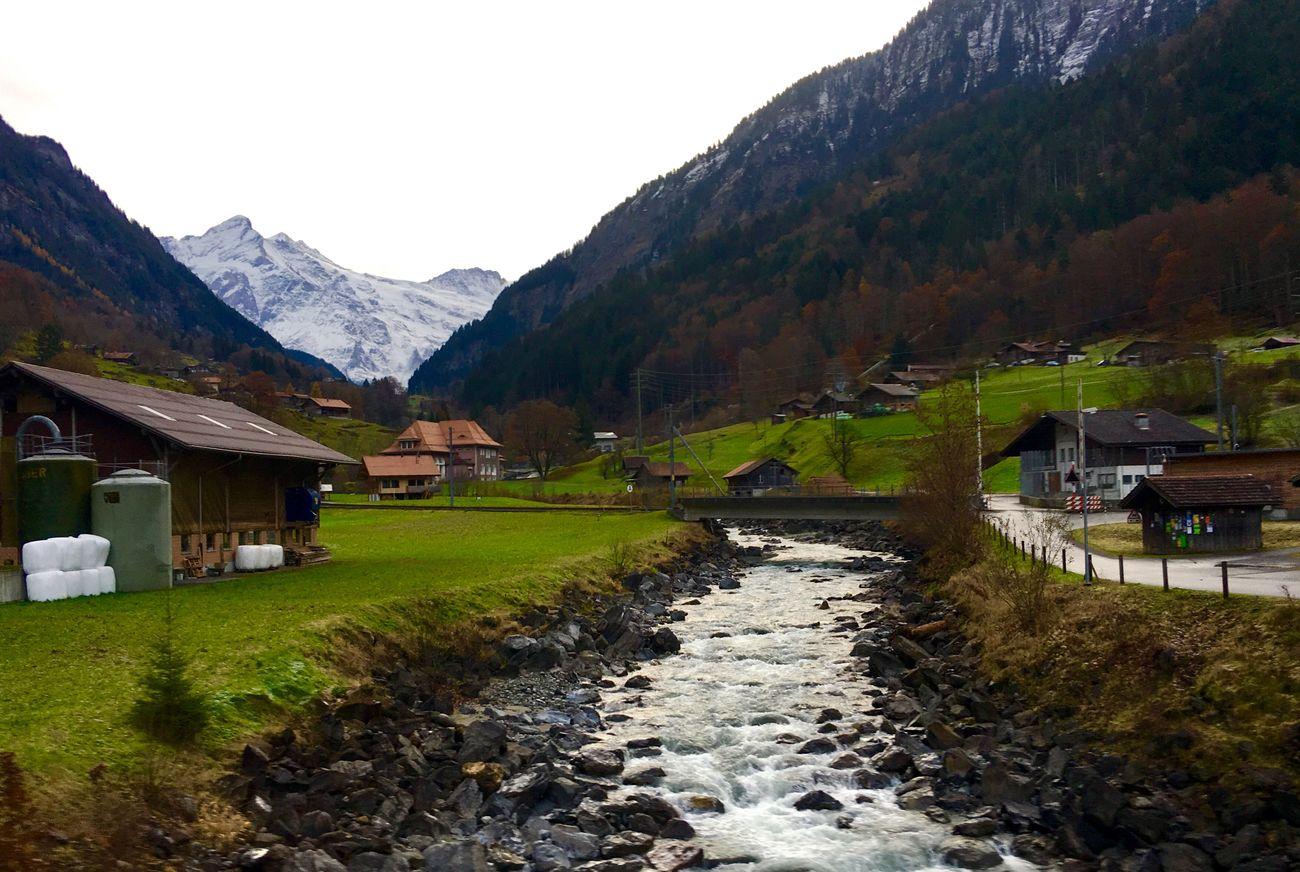 Schwarze Lutschine Jungfrau Landscape Landscape_photography 🇨🇭 Switzerland