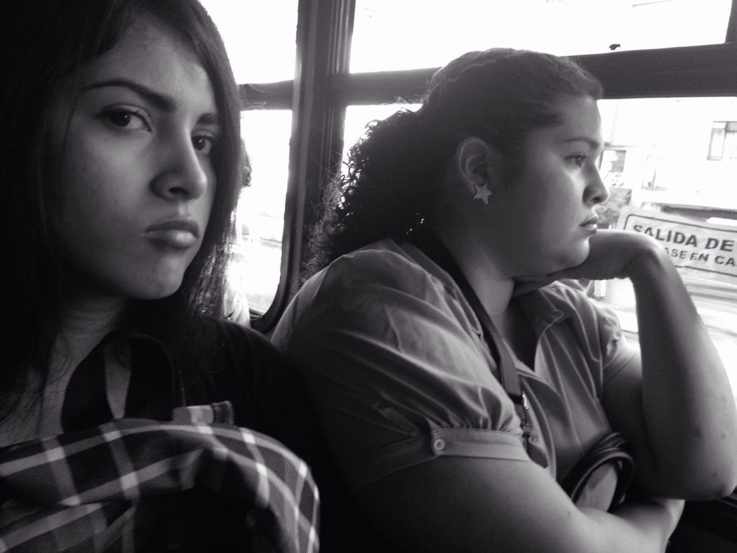 In the bus NEM Street Streetphotography Monochrome Streetphoto_bw