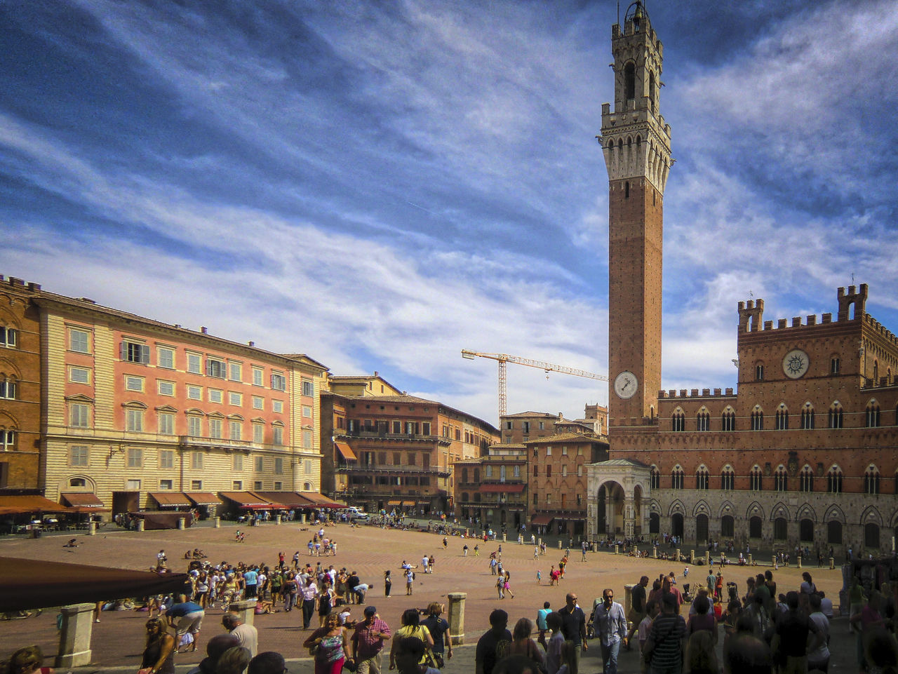 Archaeology Architecture Battle Of The Cities City Cityscape Dramatic Sky Eyeemphoto Eyeemphotography Famous Place Historic City History Medieval Architecture Medieval City My Favorite Place Old Town Palazzo Publico Piazza Del Campo Siena Tourism Tourist Attraction  Town Square Travel Destinations Tuscany UNESCO World Heritage Site