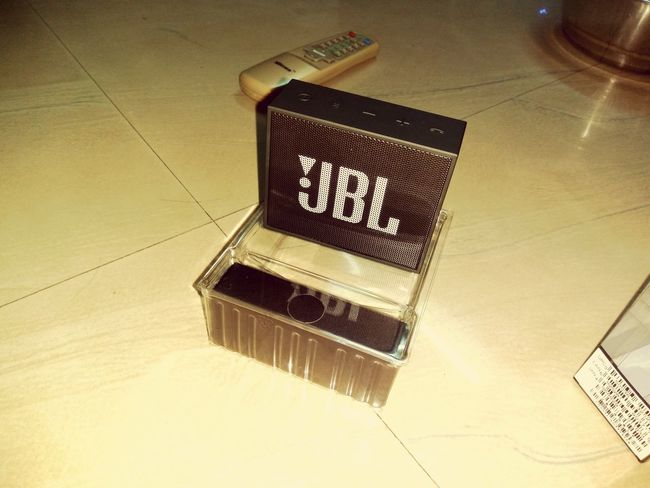 JBL JBL GO Bluetooth Speaker First Eyeem Photo