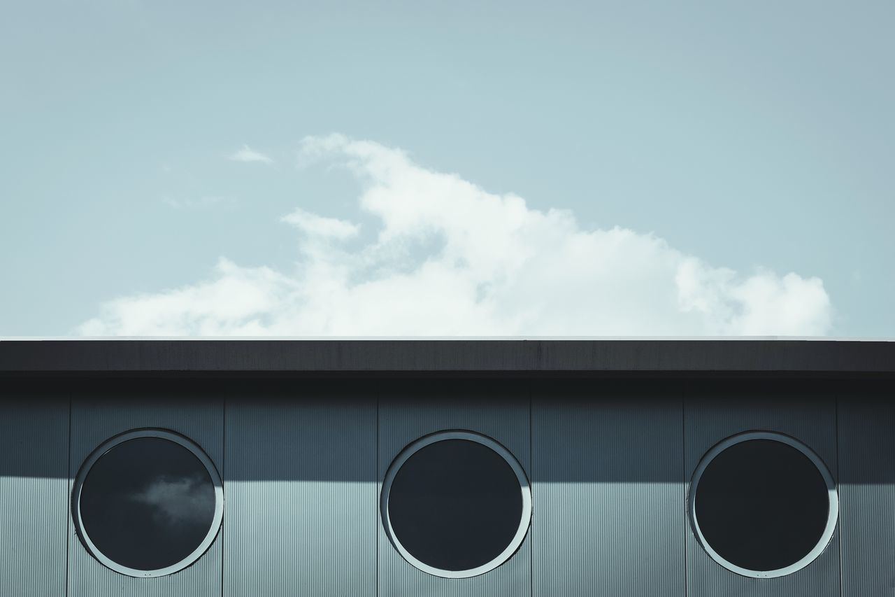 Architecture Building Exterior Sky Cloud - Sky Built Structure No People Urban Urban Geometry Symmetry BYOPaper! The Architect - 2017 EyeEm Awards The Street Photographer - 2017 EyeEm Awards Façade OpenEdit