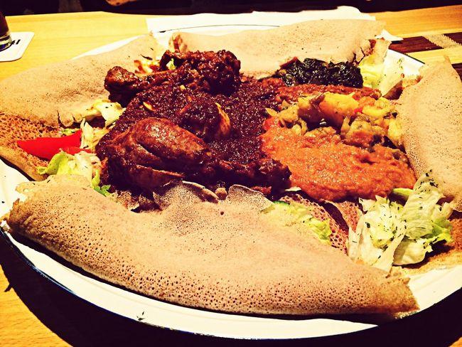 African Food African Night Foodporn