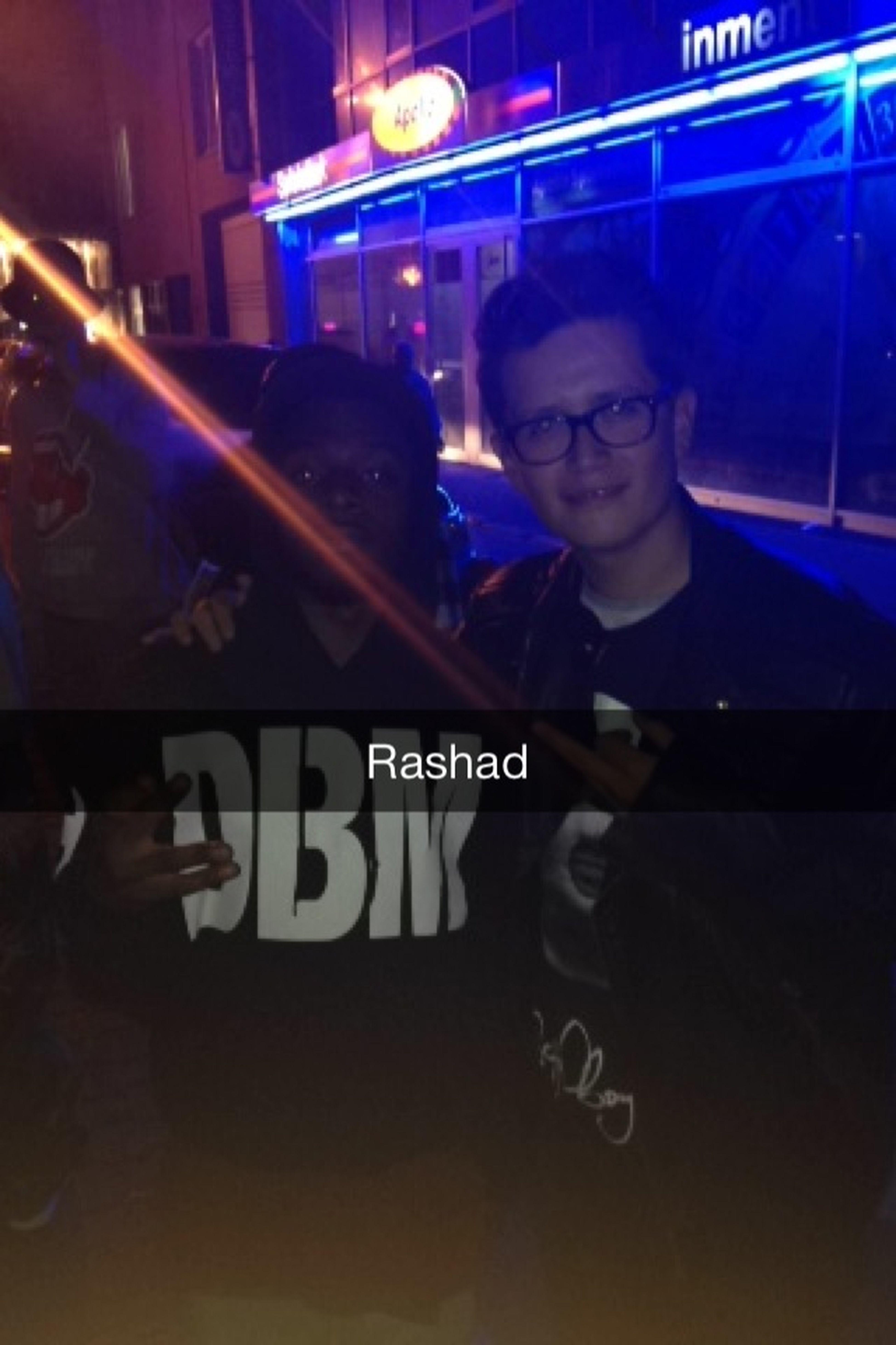Music Oxymoron OXYMORONTOUR  ISAIAH RASHAD ☺️