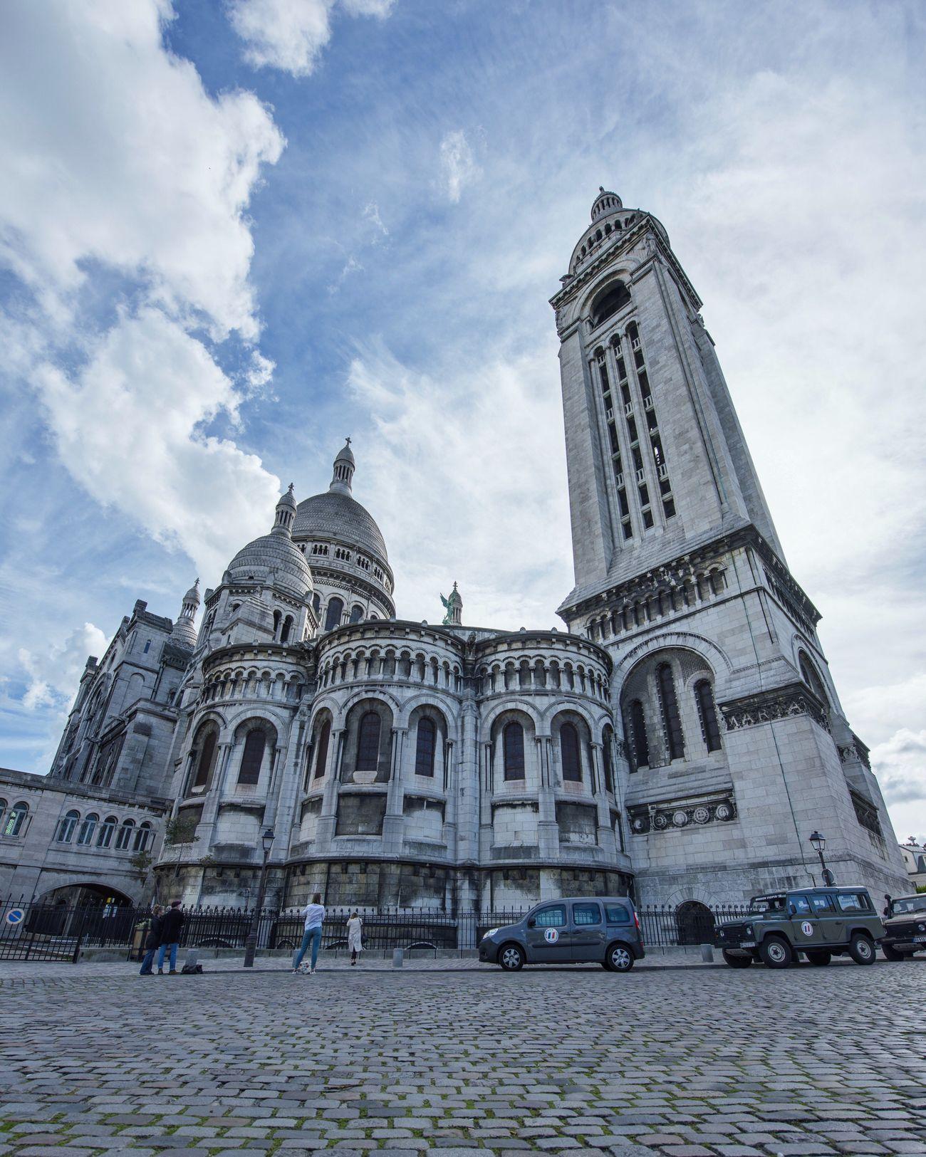 Good Evening Paris! Bonsoir Paris Architecture Cloud - Sky EyeEm Best Shots Parisweloveyou Paris Photooftheday Eyem Best Shot - Architecture Paris ❤ Travel Destinations Monument