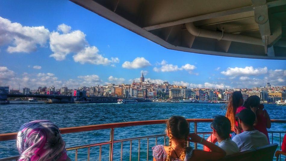Vapur Ve İstanbul