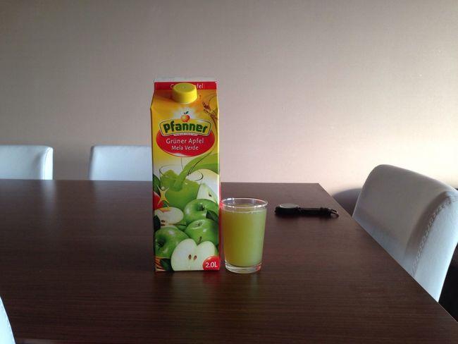Juice Fruit Apple Morning
