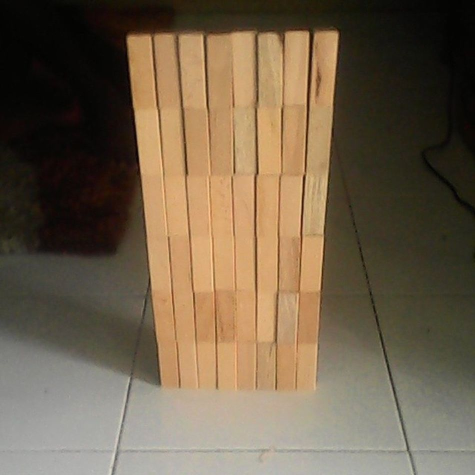Woodenstacks Chinawall Madebysevani :-)