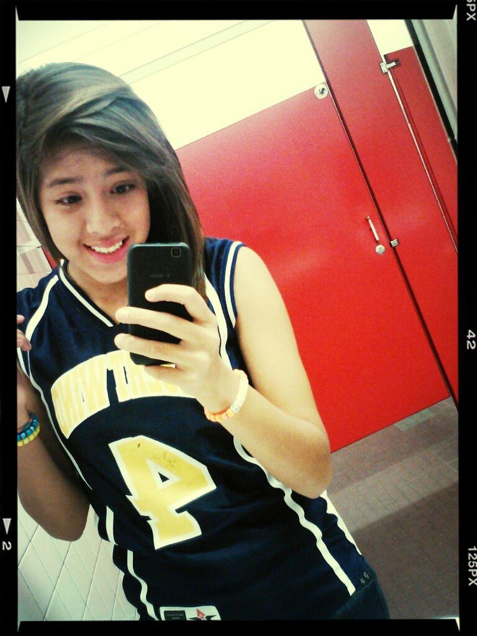 During Basketball(':
