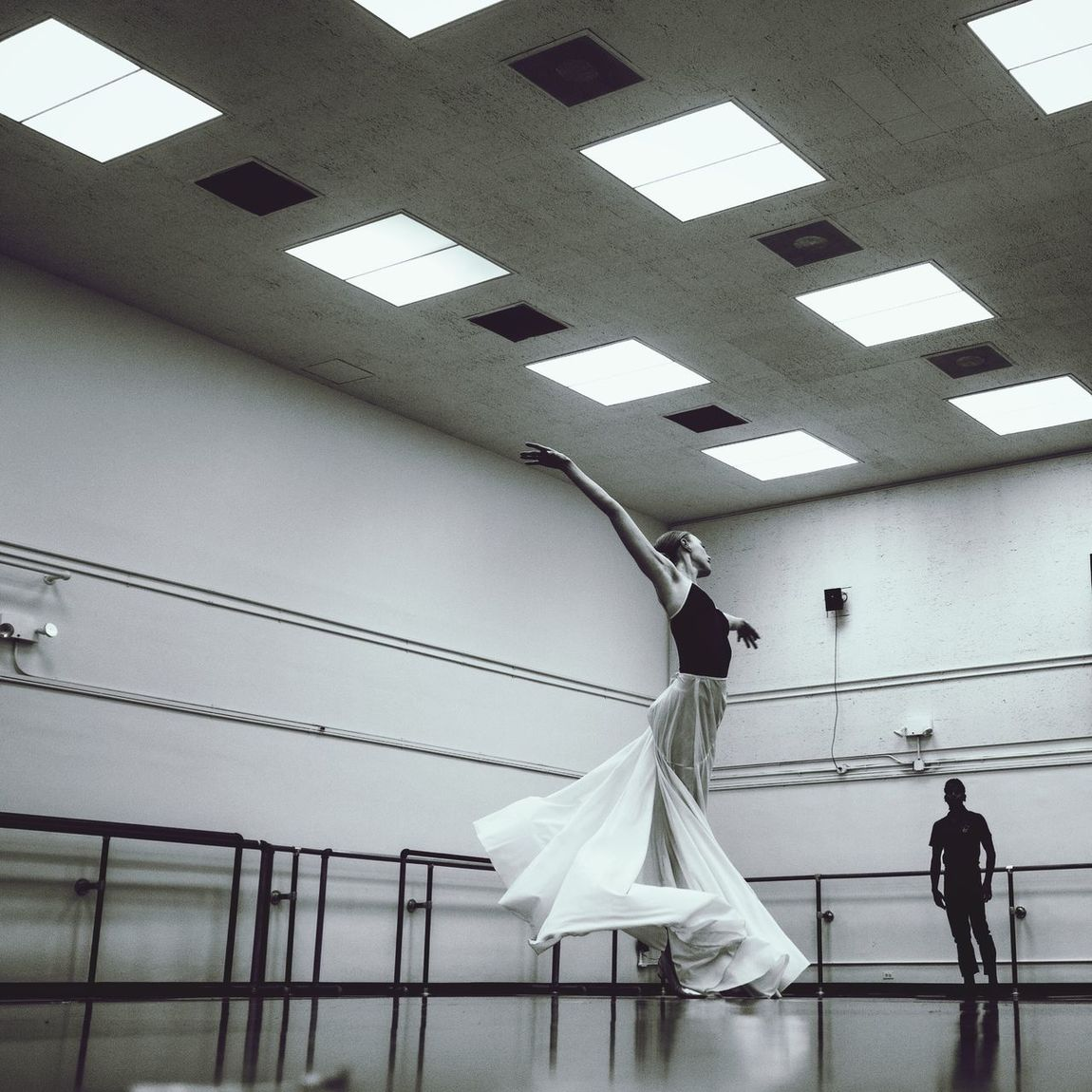 Der Rosenkavalier NewYorkCityBallet Blackandwhite Person Geometry Monochrome Dance Beauty Architecture