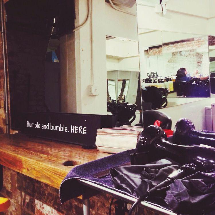 At The Salon Hair Products Bumbleandbumble Words