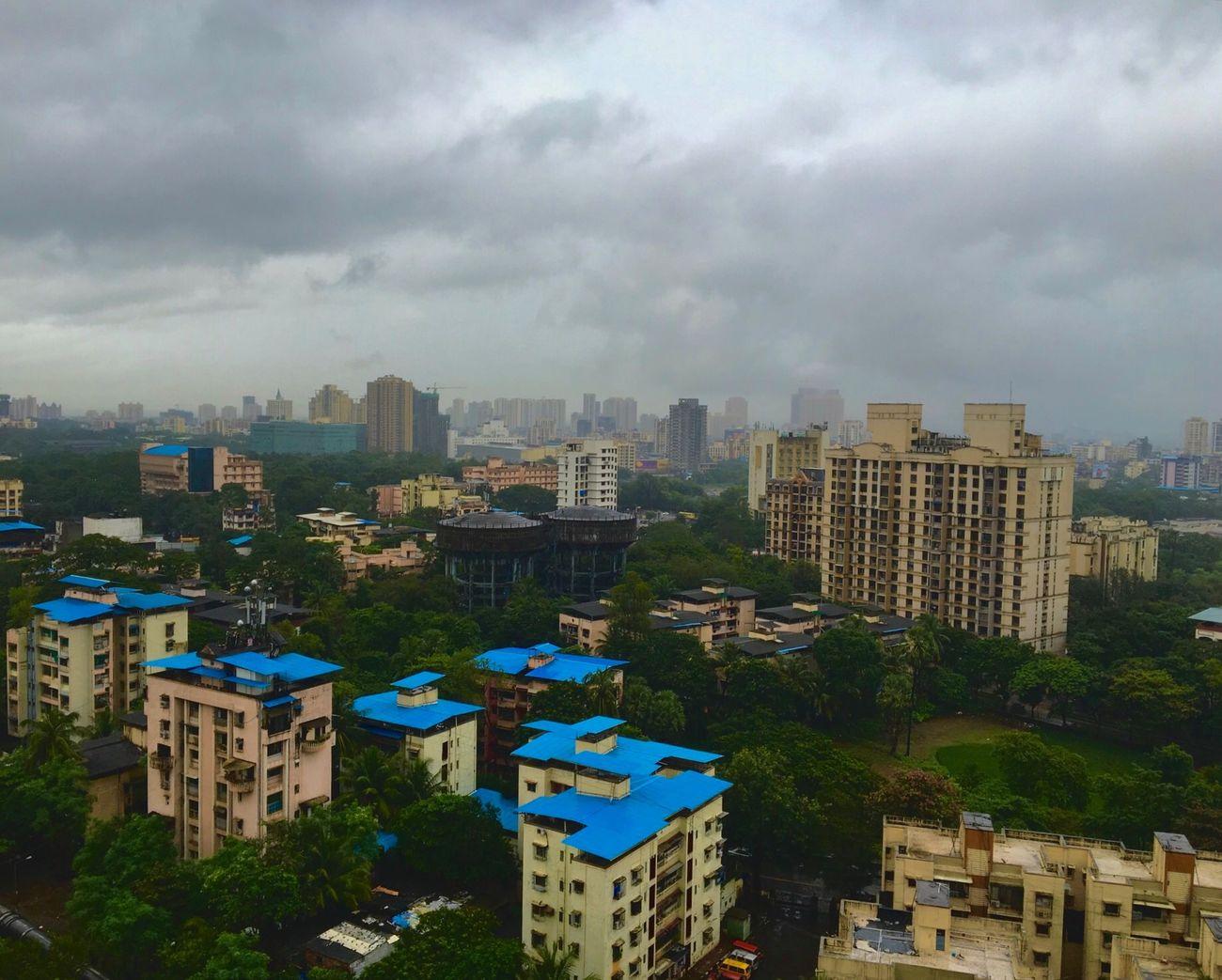 Outdoor Rainy Days Rainy Season Rainy Day RainyDay Cityinrain Thanecity Thane Soaked From The Rain Cloudy Cloudycity