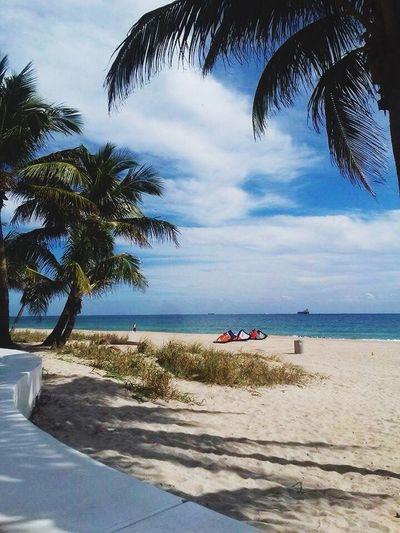 Ft. Lauderdale Beach Ft. Lauderdale Florida Beaches Scenery Shots Eyeemphotography Showcase: February EyeEm Gallery EyeEm Best Shots Outdoor Photography Simplyscenic Simplyscenic_photography