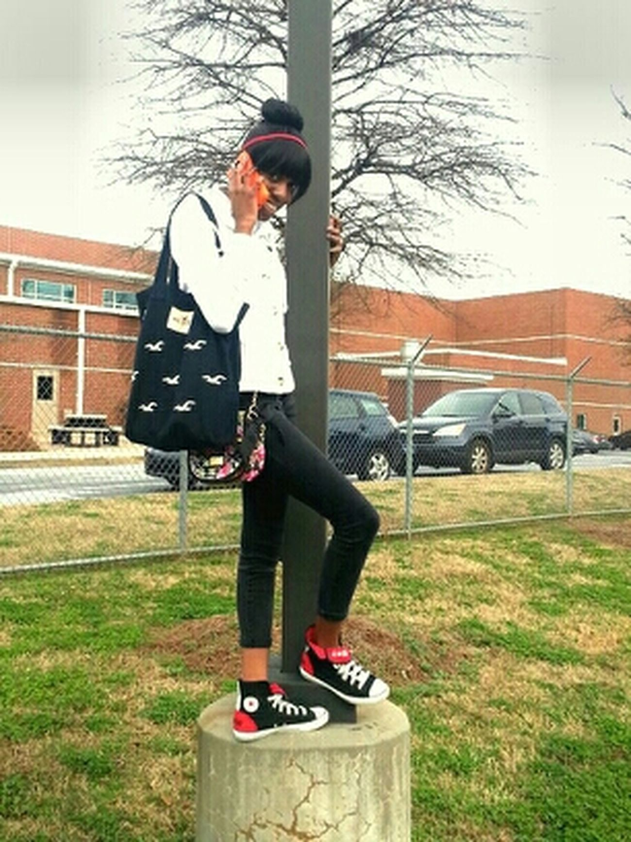 Old One Bt Me Afterschool One Day ! 