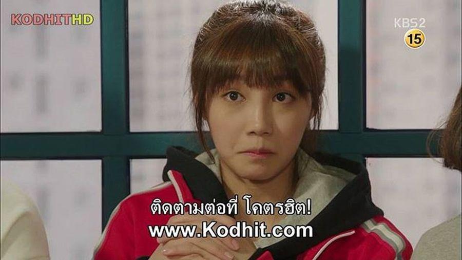 เห้ย!! ชอบหน้าอึนจีตอนนี้ว่ะ เหมือนกับ.....หวนตีนๆอ้ะ ชอบ !!!!!!😉😉😉😉 ซัลจา