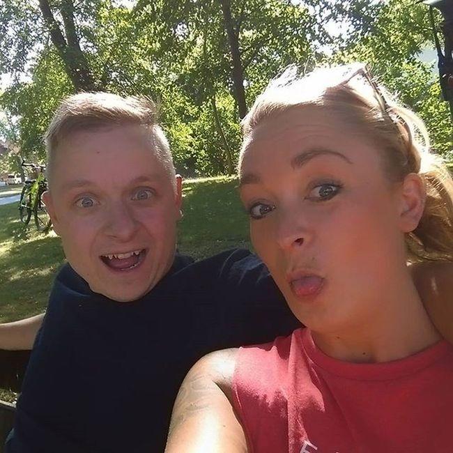 Geschwister Bruder  Junge Tine selfiehashtagcooleralexEnde