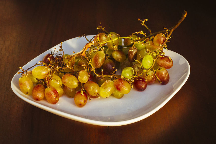 Caravaggio Chiaroscuro  Classic Pattern Food Freshness Freshness Fruit Grapes 🍇 Healthy Eating Light And Shadow No People Organic Still Life Temptation Colour Of Life