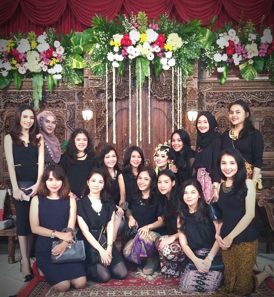 Happy Wedding our Dearest Bestfriend Mrs. Gomez ♥