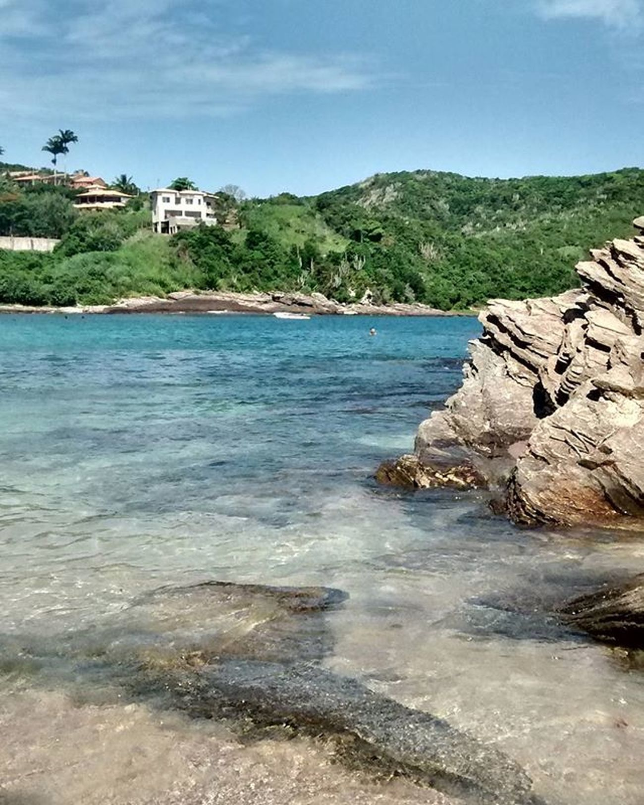 Playa Beach Praia Ferradurinha Buzios Buziosrj Riodejaneiro Rj40graus Brasil Brazil Semfiltro