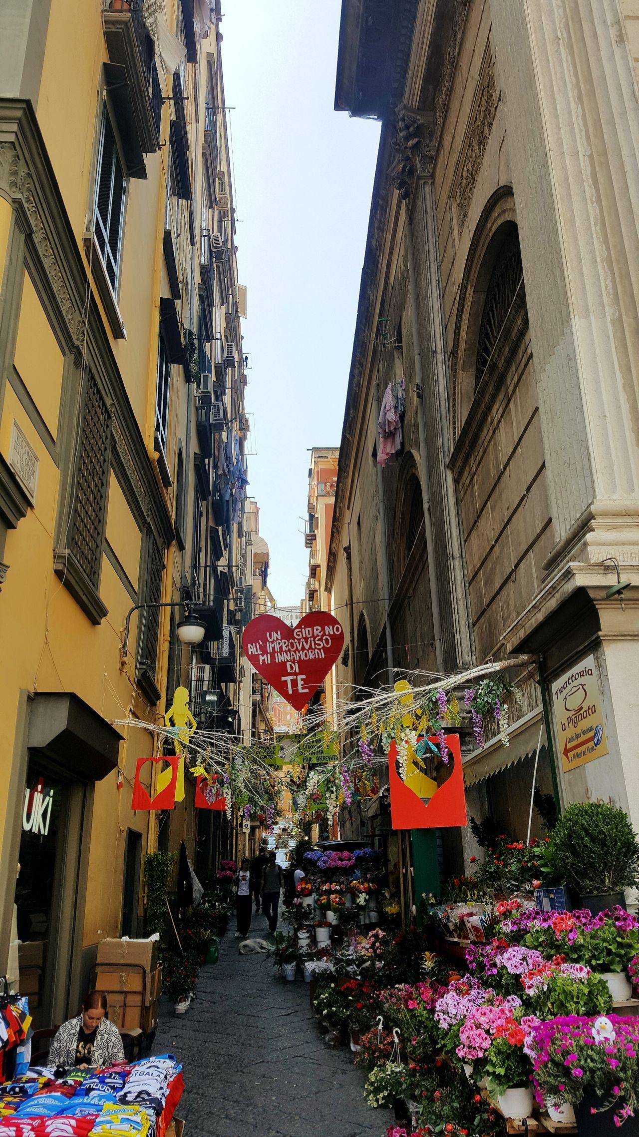 Napoli Quartieri Quartieri Spagnoli