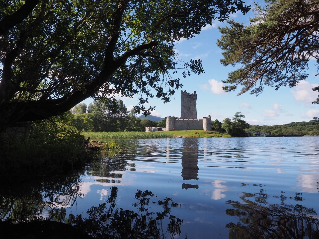 The Journey Is The Destination Irland killarney Lake View Eyeemphotography Learn&shot My Favorite Photo Castle View