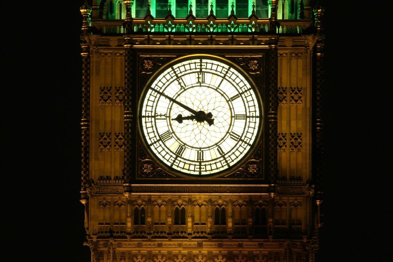 Time does fly… #BigBen #ElizabethTower