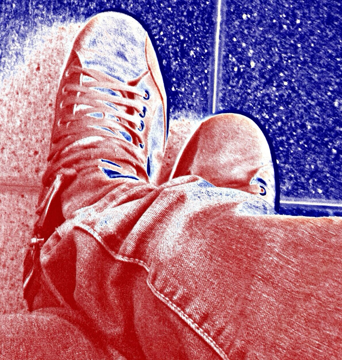 Colors Shoes Strange Days Relaxing