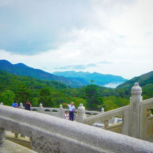 Happy mid-autum every one and Happy Mooncake Festival Green Green Green!  Mountain View Top Of The World Wonder Of Nature