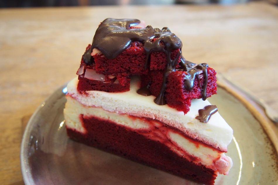 Chesecake Dessert Chesecake Brownie Mix